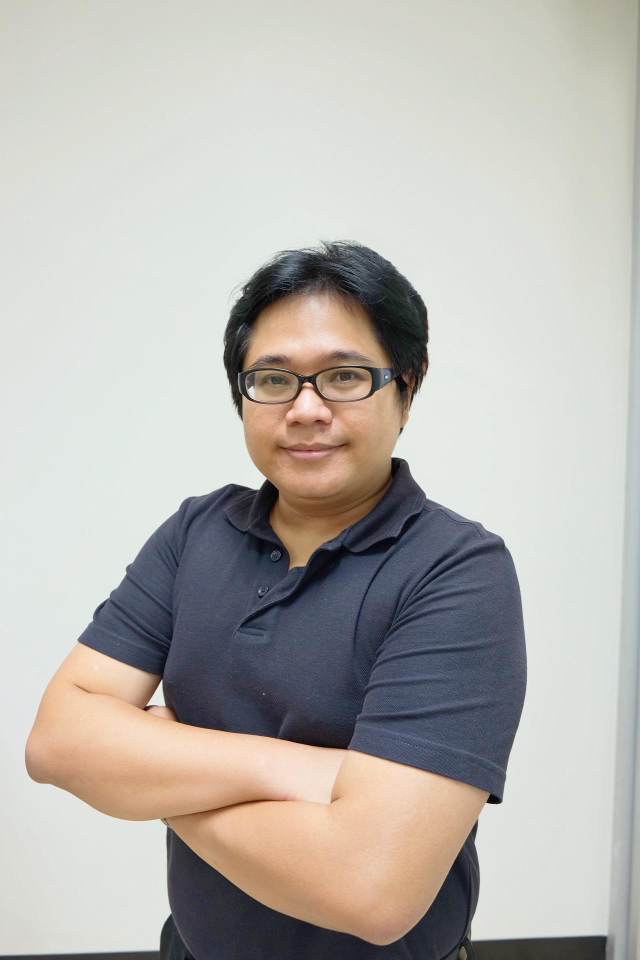 Boyd, Ph.D. Chaichalit Srisawat